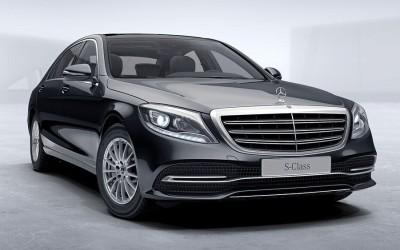 Mercedes-Benz S-Class W222