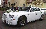 Chrysler 300C White (матовый)