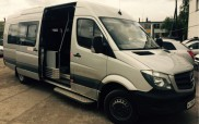 Mercedes-Benz Sprinter 2015