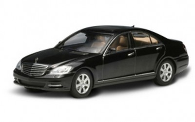 Mercedes-Benz S 600 Long