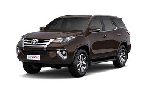 Toyota Fortuner 2018